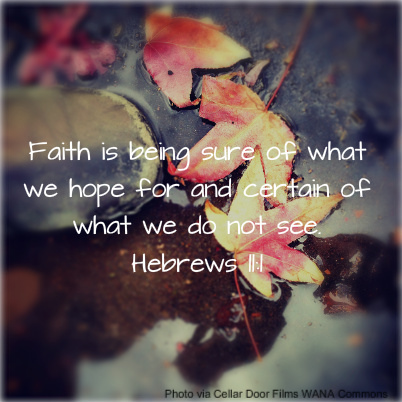 hebrews 11-1