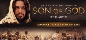 Son of God Movie Ticket Giveaway!